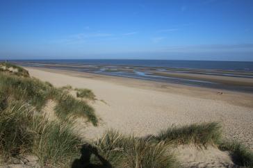 De Haan: Strand