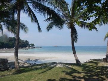 Bintan: Strand des Nirwana Resort Hotels