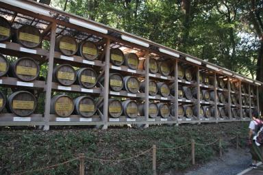 Bordeaux-Fässer