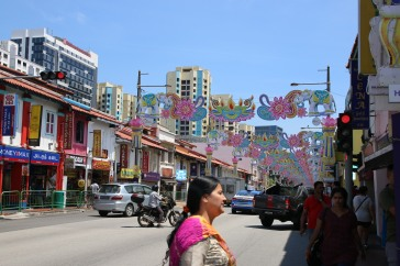 Singapur: Little India