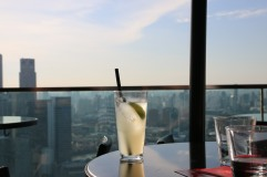 Marina Bay Sands: Cocktail im Ce la Vi