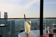 Marina Bay Sands: Cocktail im Ce la Vi