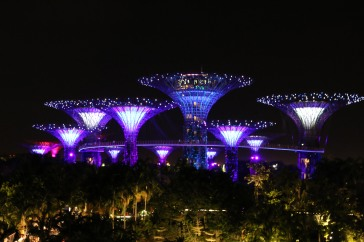 Singapur: Gardens by the Bay