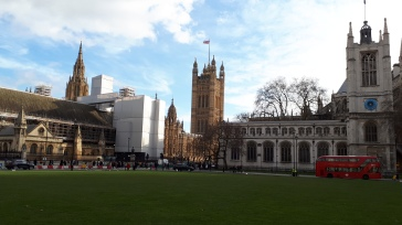 Westminster Palace und St. Margaretes