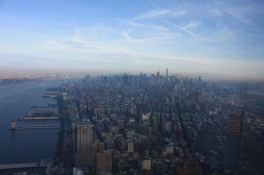 New York: Aussicht vom One World Observatory
