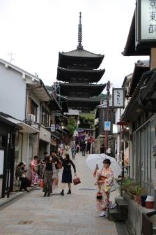 Kyoto Altstadt