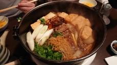 Genussfertiges Sukiyaki
