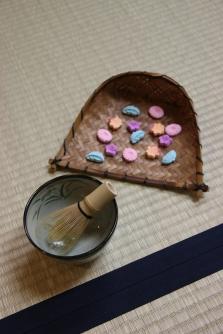 Teezeremonie Zucker