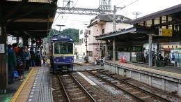 Kamakura Enoden Bahn nach Hase