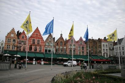 Brügge Marktplatz