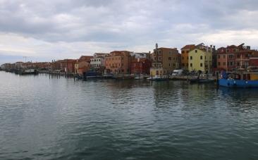 Fähre Chioggia Pellestrina Venedig