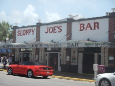 Florida Key West Sloppy Joe's Bar
