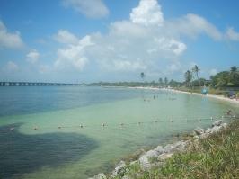 Florida Keys Bahia Honda State Park Strand