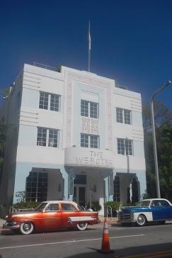 Florida Miami South Beach Art Deco