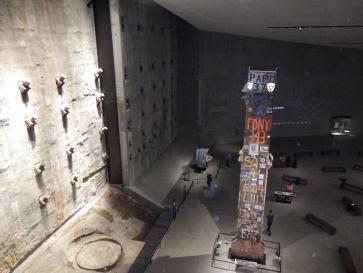 New York 9-11 Memorial Museum