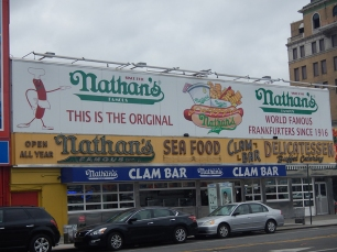 New York Coney Island Nathans