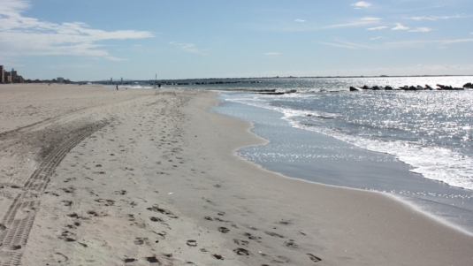 New York Coney Island Strand