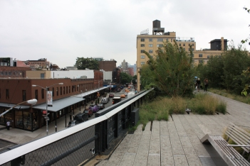 New York High LIne