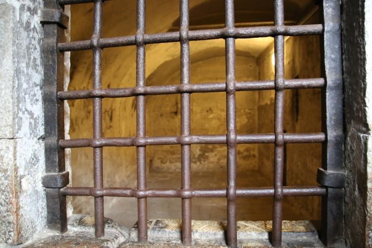 Venedig Gefängnis Zelle