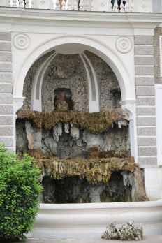 Rom Brunnen Palatin