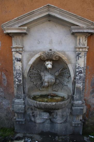Rom Brunnen