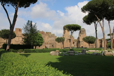 Rom Caracalla Therme