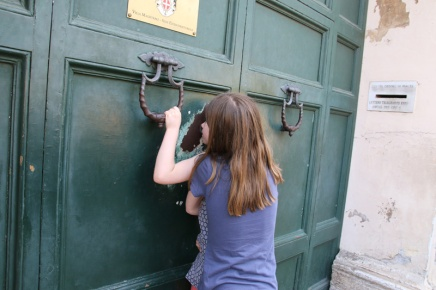 Rom Schlüsselloch Malteserorden Aventin