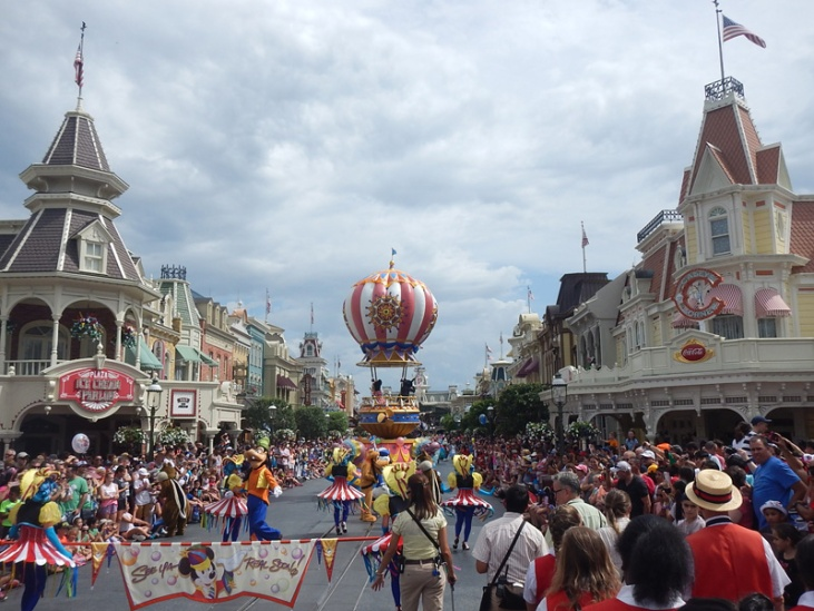 Florida Orlando Disney Magic Kingdom
