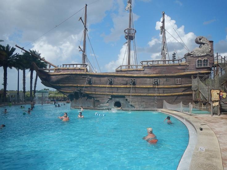 Florida Orlando Lake Buena Vista Hotel
