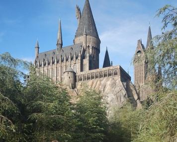 Florida Orlando Universal Hogwarts