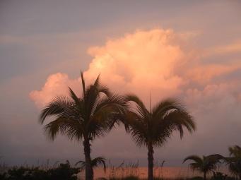 Florida Sanibel Sonnenuntergang