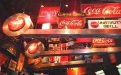 Georgia Atlanta Coca Cola Werbung
