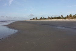 Georgia Jekyll Island Strand