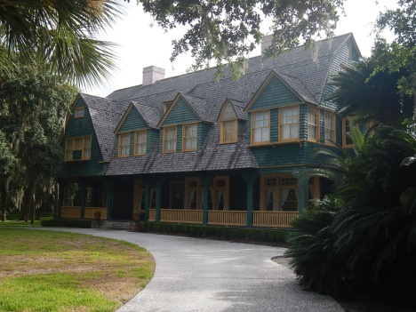 Georgia Jekyll Island Villa Historic District