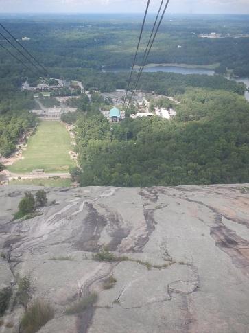 Georgia Stone Mountain Seilbahn