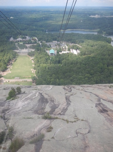 Georgia Stone Mountain Seilbahn