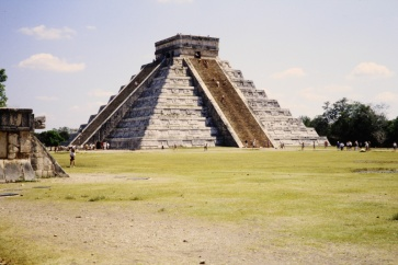 Mexiko Yucatan Chichen Itza