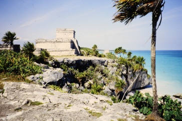 Mexiko Yucatan Tulum