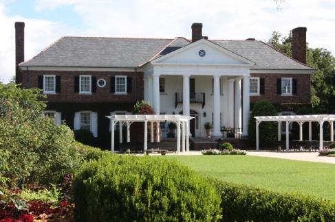 South Carolina Boone Hall Plantation Herrenhaus