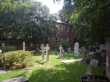 South Carolina Charleston Friedhof