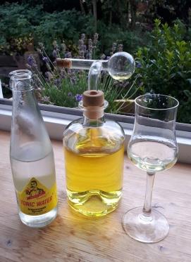 Deutschland Baiersbronn Abrahamshof Gin Tonic