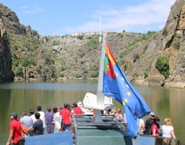 Douro-Fahrt Flagge1