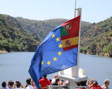 Douro-Fahrt Flagge2
