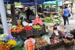 Portugal Barcelos Marktstände