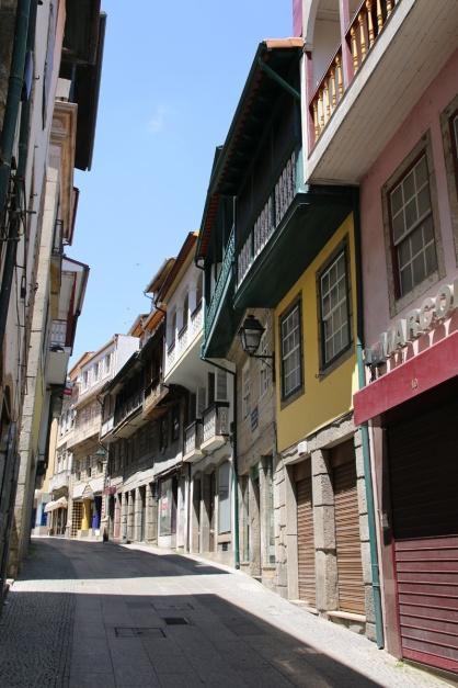 Portugal Chaves Rua Direita