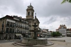 Portugal Guimaraes Largo do Toural
