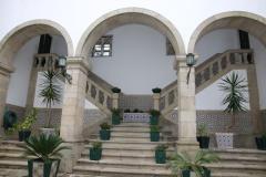 Portugal Guimaraes Treppenaufgang