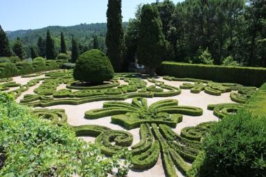Portugal Mateus Garten