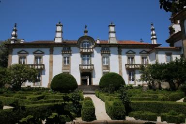 Portugal Mateus Villa