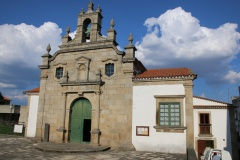 Portugal Miranda do Douro Kirchlein